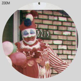Printable Pogo the Clown - Killer Clown John Wayne Gacy photo poster - vintage print poster
