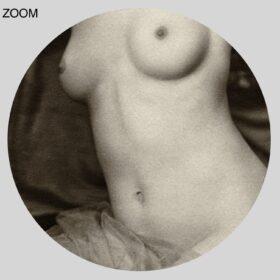 Printable Vintage French art nude photo - risque postcard P.C. Paris - vintage print poster